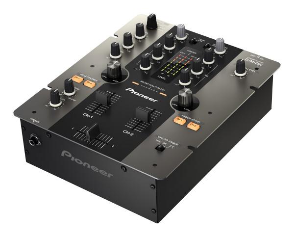 PIONEER DJM250-K DJ Mixer