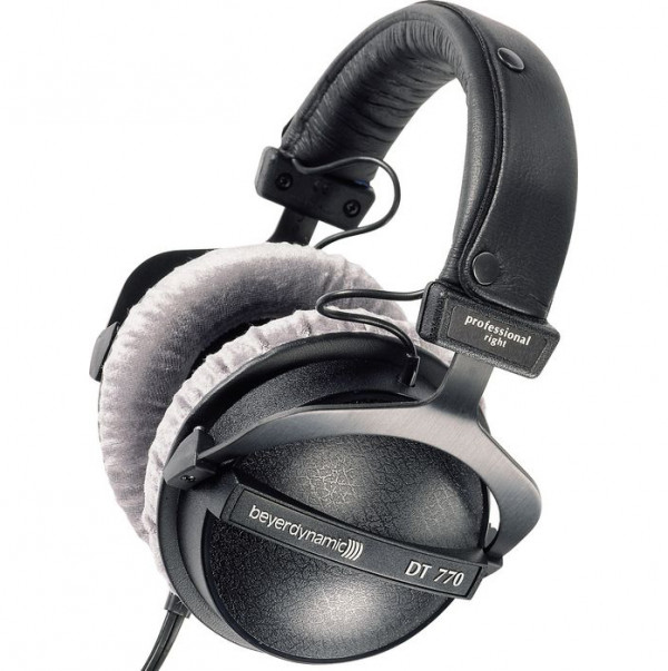 BEYERDYNAMIC DT770 PRO 250 Ohm Studio Headphones