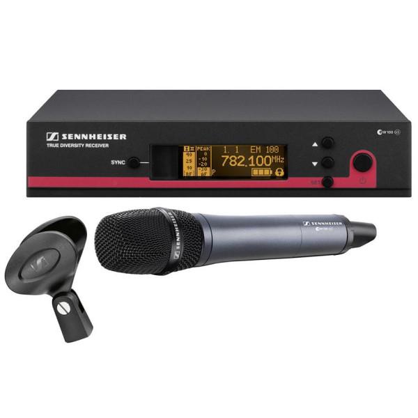 SENNHEISER EW135-G3 Wireless Vocal Microphone Set