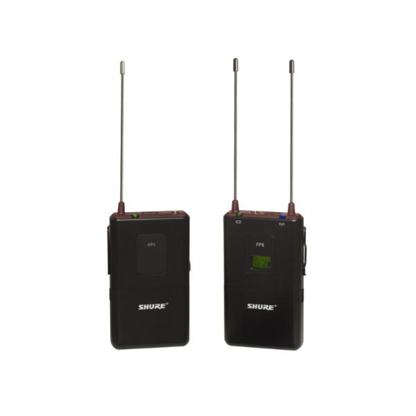 SHURE FP15 Bodypack Wireless System