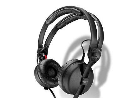 SENNHEISER HD25-13II 600ohm Closed Back Headphones