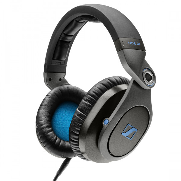 SENNHEISER HD8 DJ Closed Back Headphones