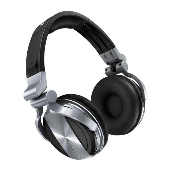 Pioneer DJ HDJ1500 DJ Headphones - Silver