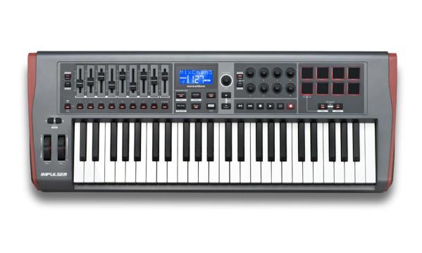 NOVATION IMPULSE 49 MIDI Keyboard Controller