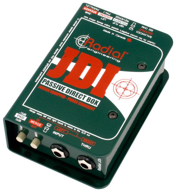 RADIAL JDI Passive Direct Box