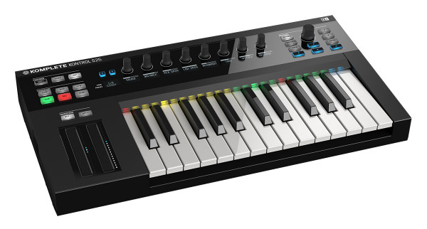 NATIVE INSTRUMENTS Komplete Kontrol S25 MIDI Keyboard
