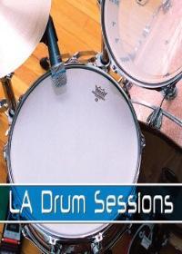 Big Fish Audio LA Drum Sessions Sample Disc