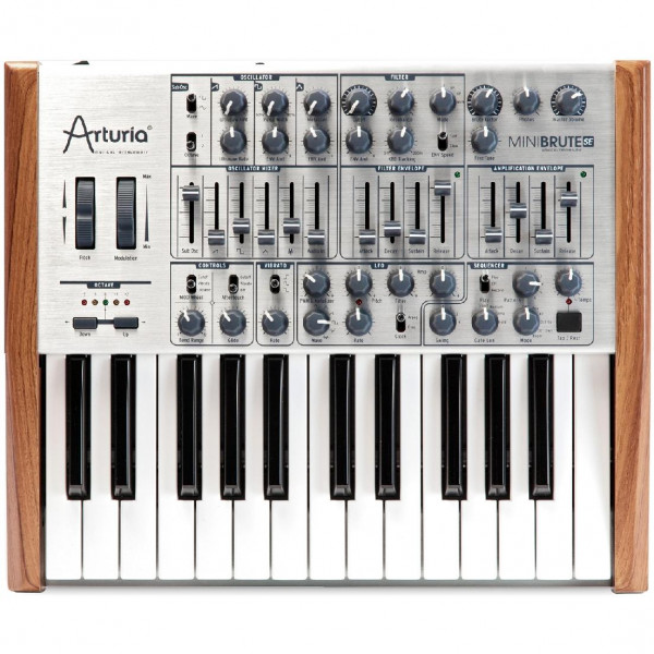 ARTURIA MiniBrute SE Analog Synthesizer w/ Sequencer