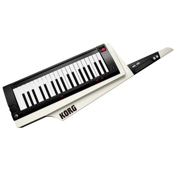 KORG RK-100S Keytar Synthesizer - White