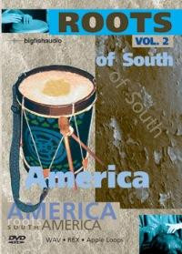 Big Fish Audio Roots Of South America 2 Sample Disc