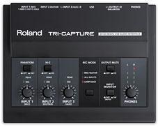 ROLAND UA33 Tri Capture USB Audio Interface