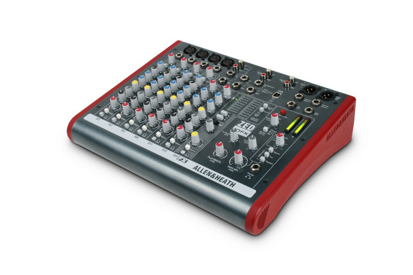 ALLEN & HEATH ZED-10FX Multipurpose Mixer w/ FX for Live/Recording