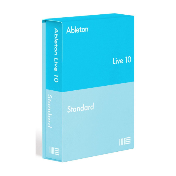 Ableton Live 10 Standard Upgrade from 1-9 (Download)