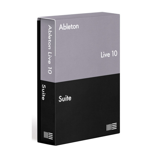 Ableton Live 10 Suite Upgrade From Suite 7-9 (Download)