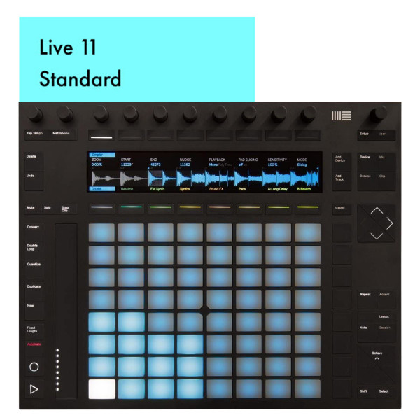 Ableton Push 2 + Live 11 Standard (Download)