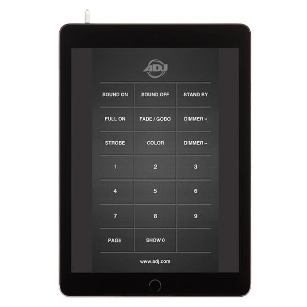 American DJ Airstream IR Adapter for iOS app (Set of 4)