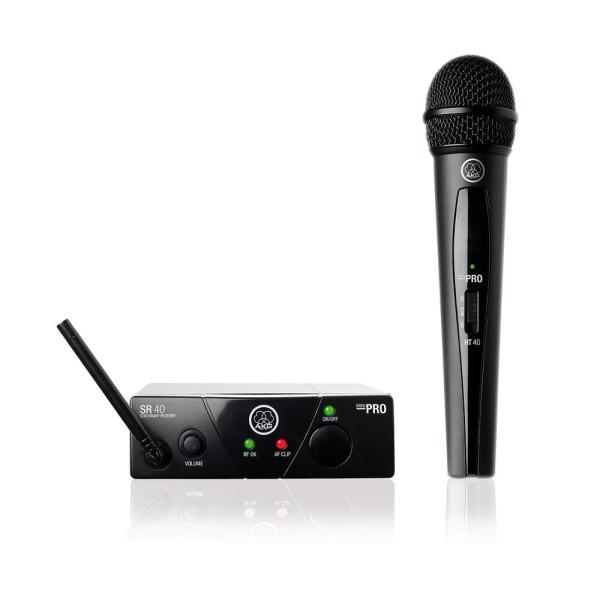 AKG WMS40 Mini Single Vocal Set Wireless System