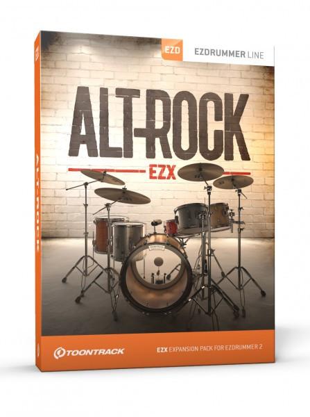 Toontrack EZX Alt-Rock (Serial Download)