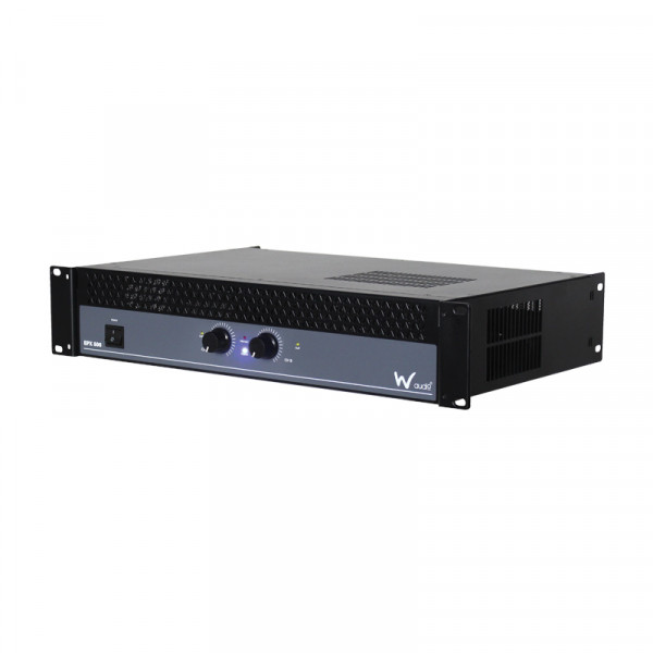 W AUDIO EPX 500 Amplifier ( AMP25 )
