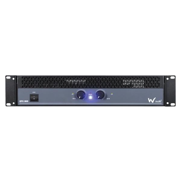 W AUDIO EPX-800 Amplifier ( AMP26 )