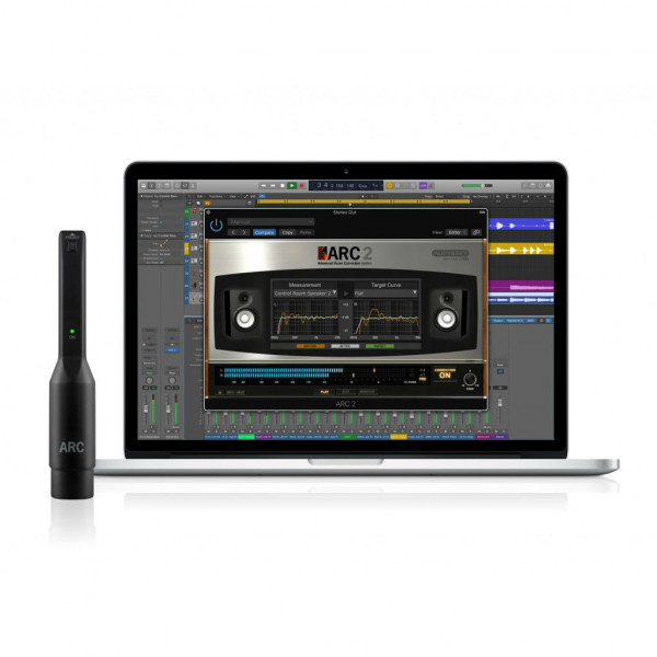IK Multimedia ARC System 2.5 Advanced Room Correction System with MEMS Microphone