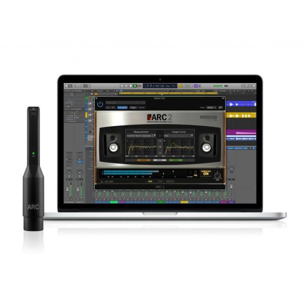 IK Multimedia ARC System 2.5 w/ MEMS Microphone Crossgrade
