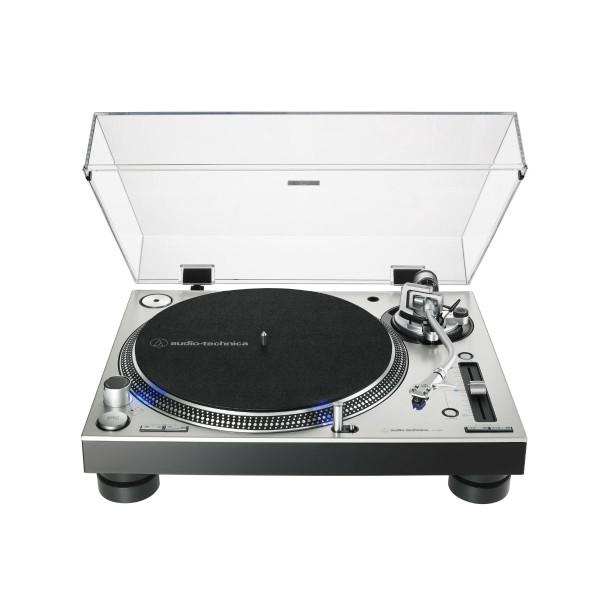 Audio Technica AT-LP140XP DJ Turntable Silver