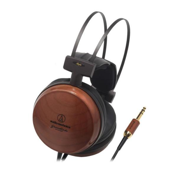 AUDIO TECHNICA ATH-W1000 Wooden Audiophile Headphones