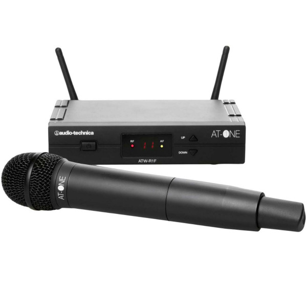 Audio Technica ATW-13F AT-ONE Wireless Microphone System