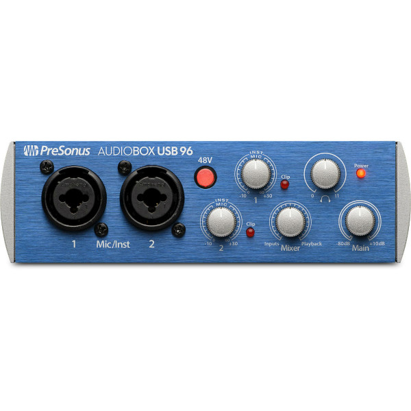Presonus AudioBox USB 96 2x2 USB 2.0 Interface