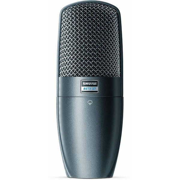 SHURE Beta 27 Side-Address Condenser Microphone
