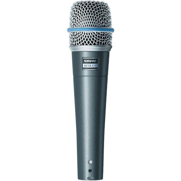 SHURE Beta 57A Premium Dynamic Microphone