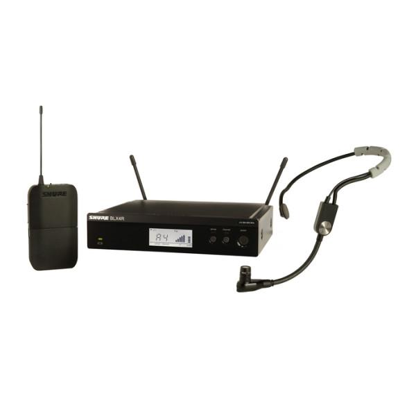 SHURE BLX Wireless Instrument/Mic System (BLX14UK/P31)