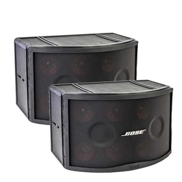 BOSE Panaray 802 mk iii passive speakers (pair)
