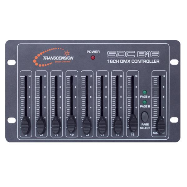 Transcension SDC-816 DMX Controller ( BOTE34 )