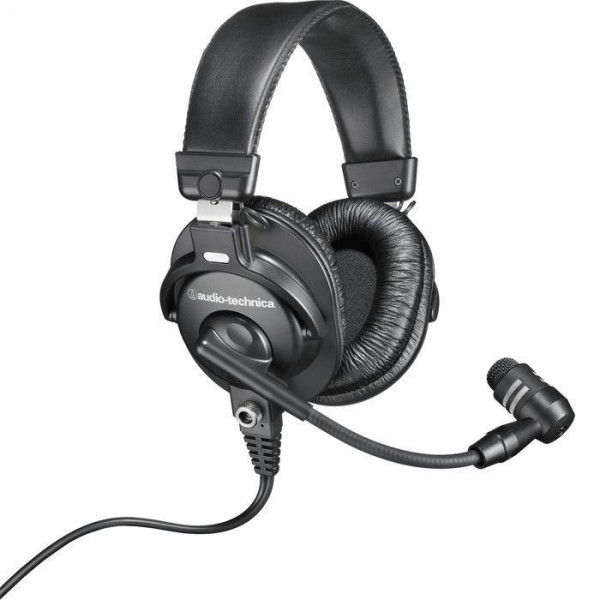 AUDIO TECHNICA BPHS1 Professional Stereo Broadcast Headset