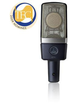 AKG C214 Professional Studio Recording Microphone