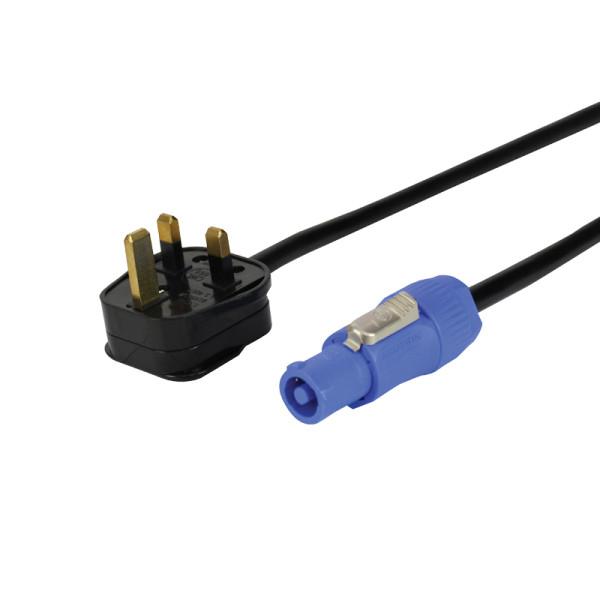LEDJ 13A to Neutrik Powercon Cable - 3m ( CABL250 )