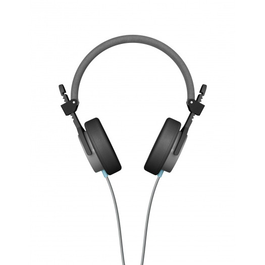 AIAIAI Capital Headphone with mic - Concrete Grey