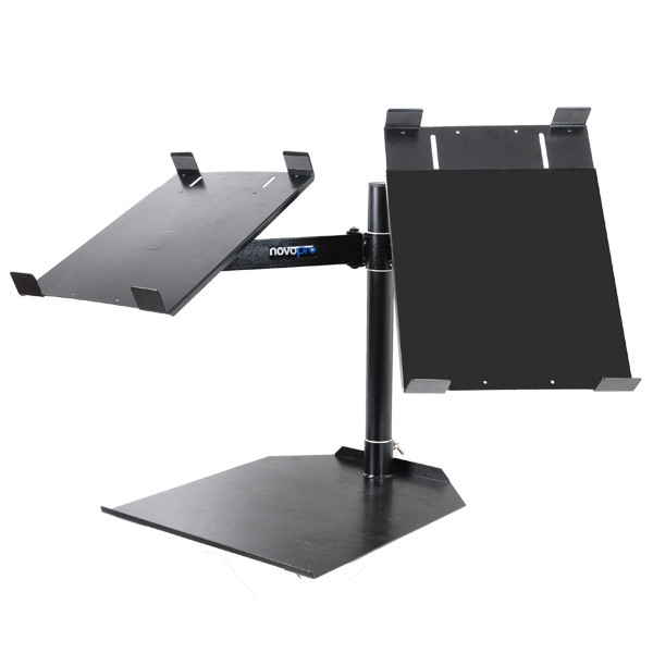 NOVOPRO CDJ dual table stand