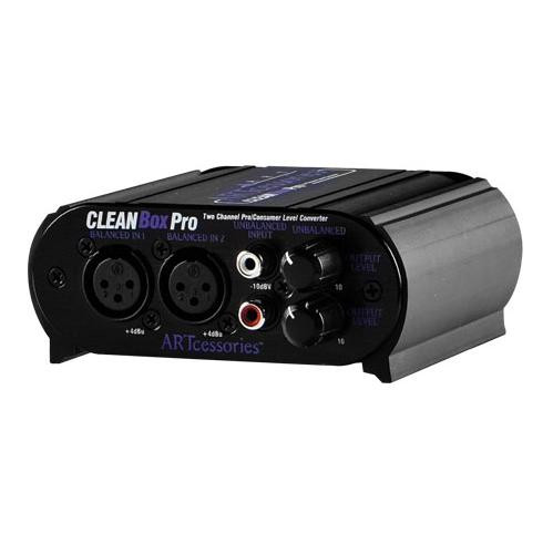 ART Cleanbox Pro 2-Way Stereo Converter