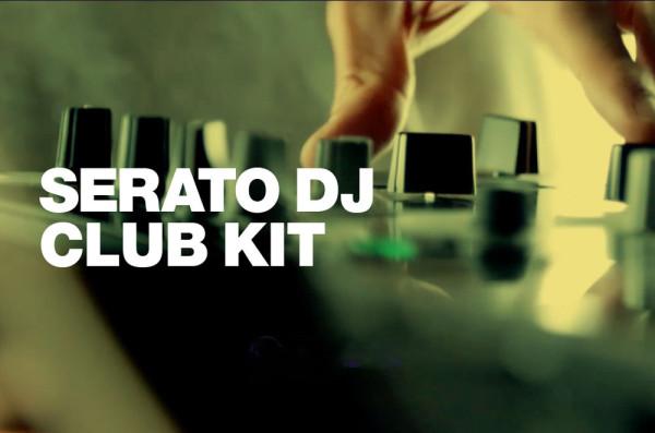 SERATO DJ CLUBKIT DVS License