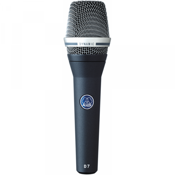 AKG D7 Reference Quality Dynamic Vocal Mic