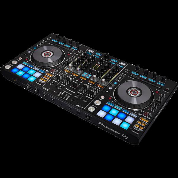 Pioneer DDJ-RX Rekord Box DJ Controller