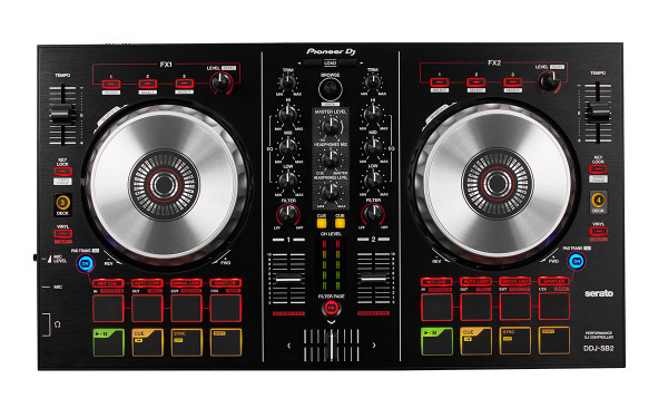 Pioneer DJ DDJ-SB2 DJ Controller For Serato