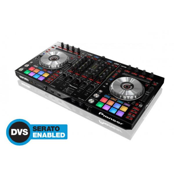 Pioneer DJ DDJ-SX2 Serato DJ Controller with DVS upgrade code