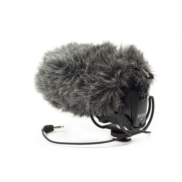 RODE Deadcat VMPR Artificial Fur High Wind Shield for Videomic Pro