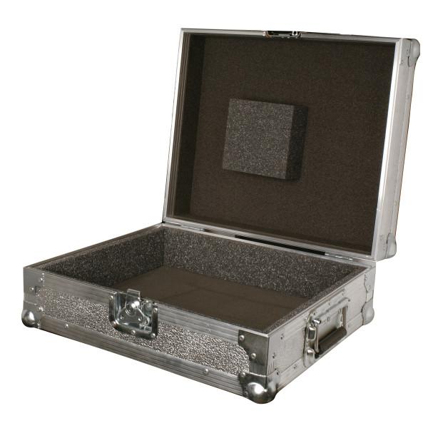 Swan Flight Turntable Case - Aluminium