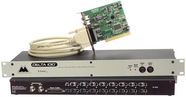 M-AUDIO Delta 1010 PCI/Rack Audio interface