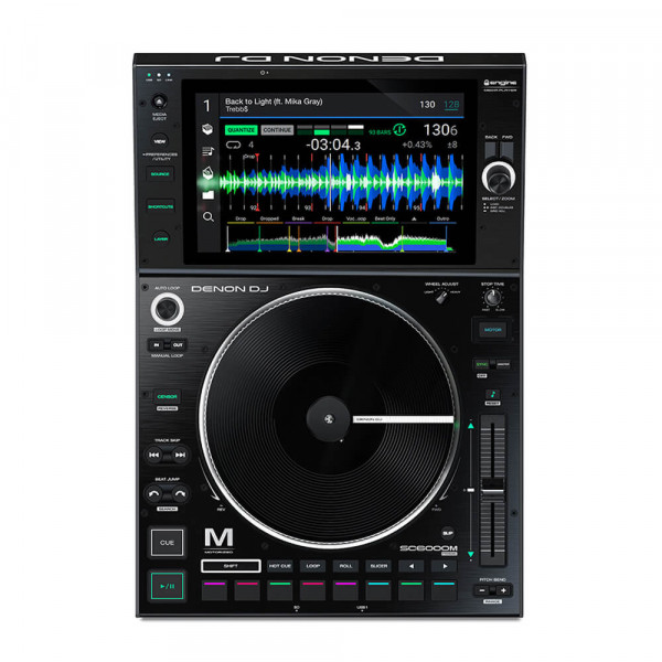 Denon DJ SC6000M Prime Media Player - Black